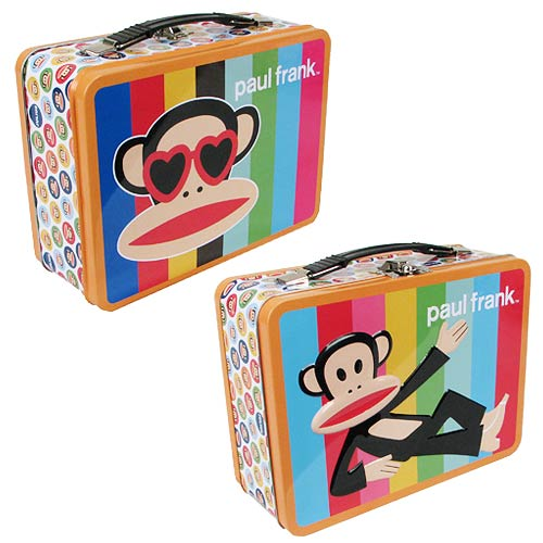 Paul Frank Large Tin Tote