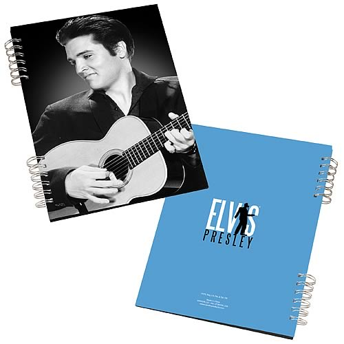 Elvis Presley Lenticular Notebook