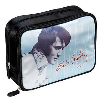 Elvis Presley Cosmetic Case