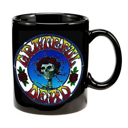 Grateful Dead Ceramic Mug
