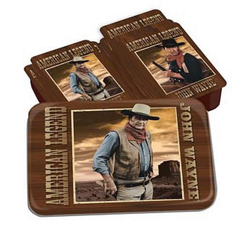 John Wayne Playing Card Set