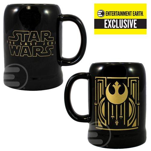 Star Wars: TLJ Rebel Symbol Stein - EE Excl., Not Mint