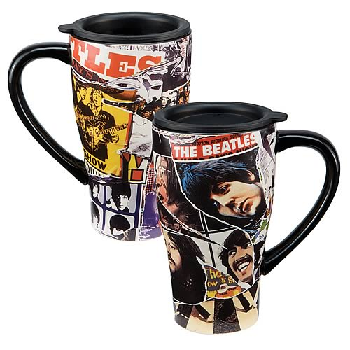 The Beatles Anthology Travel Mug