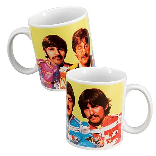 The Beatles Sgt. Pepper Mug