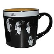 The Beatles With The Beatles Mug