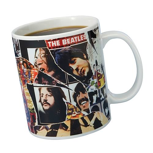 The Beatles Anthology Mug
