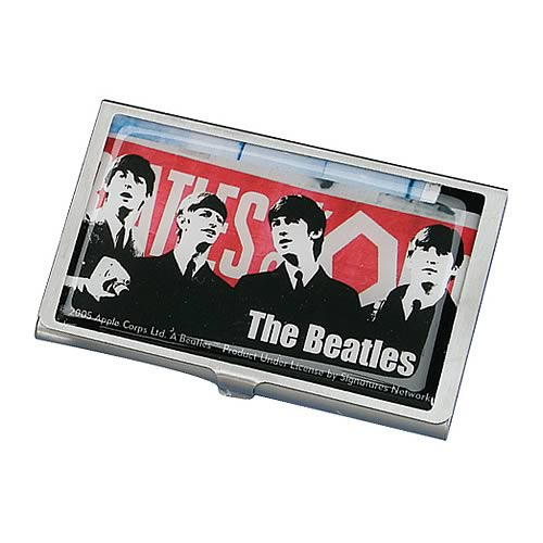 The Beatles Small Metal Box