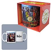 Beatles Sgt. Pepper's Lonely Hearts Club Band Mug