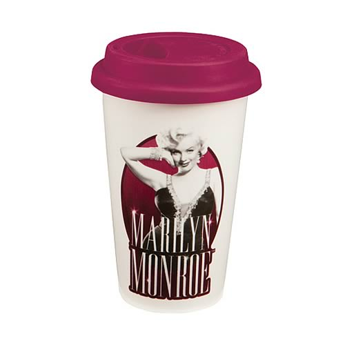 Marilyn Monroe Travel Mug
