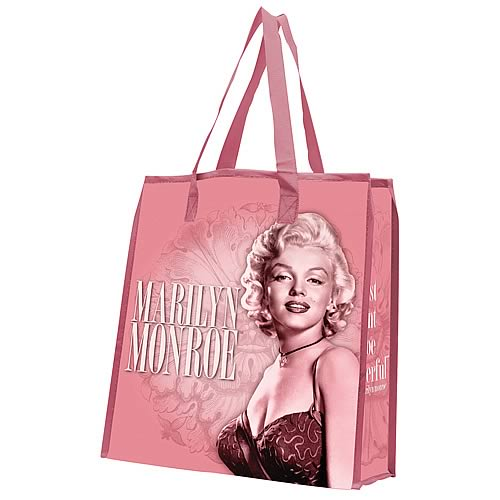 Marilyn Monroe Reusable Shopping Tote