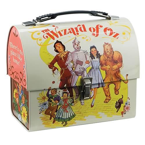 Wizard of Oz Retro Lunch Box