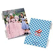 Wizard of Oz All About the Shoes Lenticular Notebook