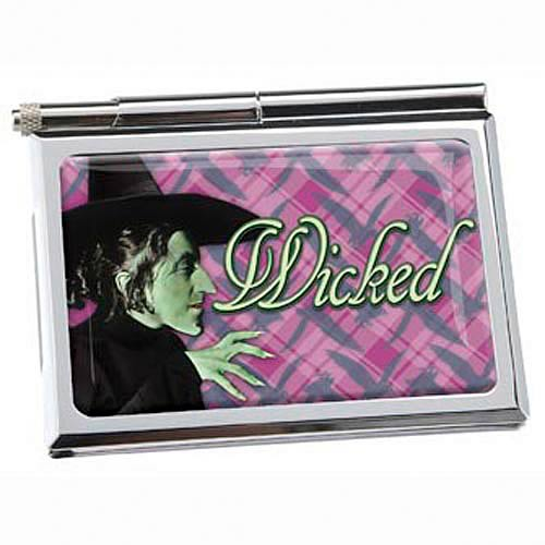 Wizard of Oz Wicked Metal Notepad with Pen