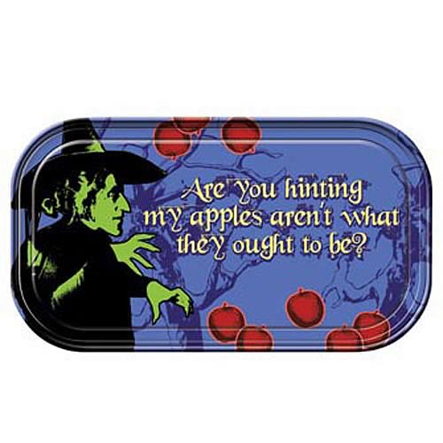 Wizard of Oz Are You Hinting Mini Tin Sign