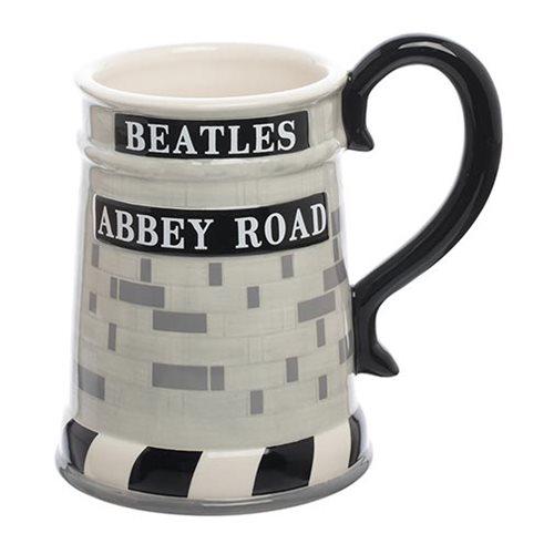The Beatles Abbey Road 20 oz. Sculpted Ceramic Mug