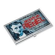 James Dean American Rebel Business Card Holder