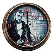 James Dean Dream Wall Clock