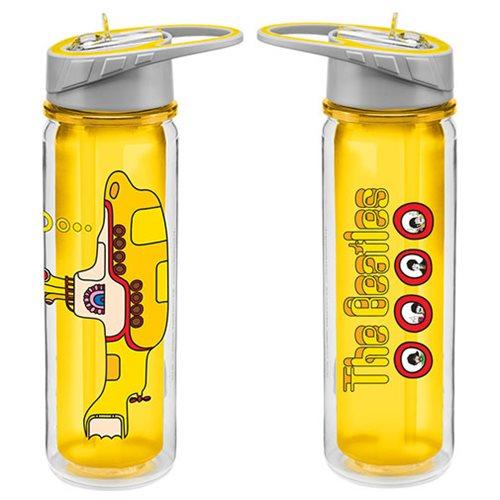 The Beatles Yellow Submarine 18 oz. Tritan Water Bottle