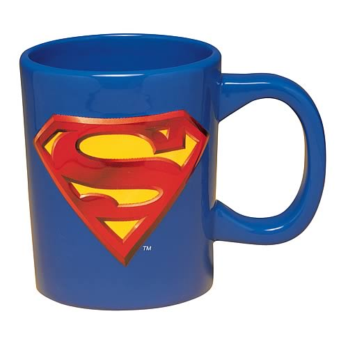 Superman Sculpted Mug
