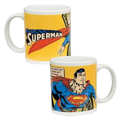 Superman Classic Mug
