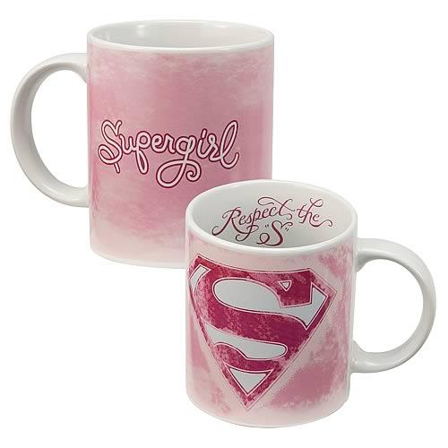 Supergirl Respect the S Mug