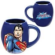 Superman Man of Steel Mug