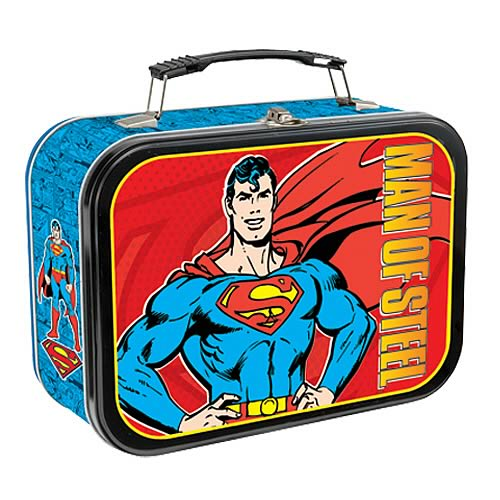 Superman Lunch Box