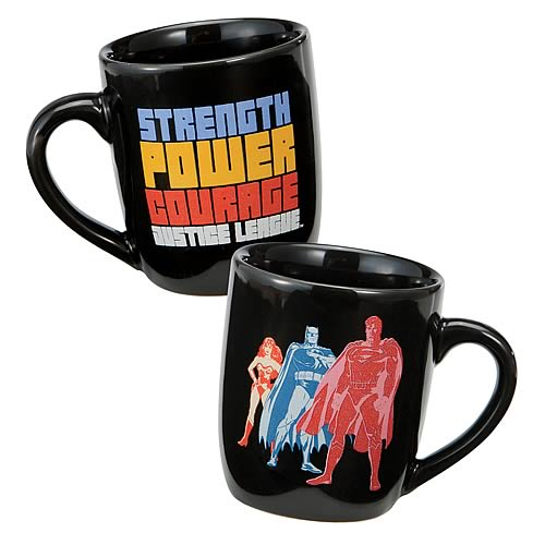 Justice League Mini Mug