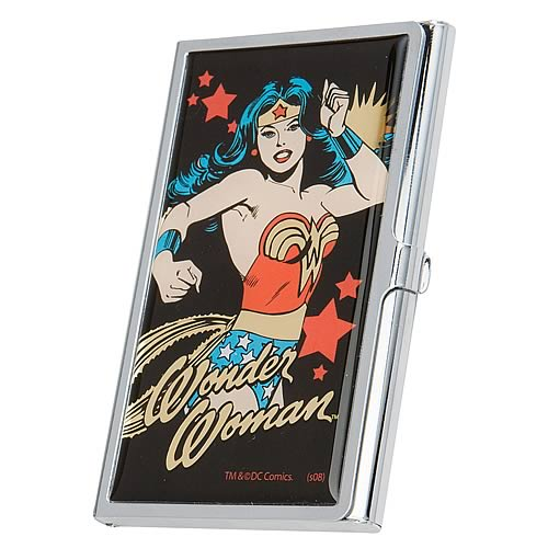 Wonder Woman Small Metal Case