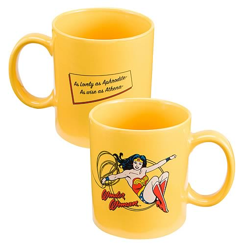 Wonder Woman Lovely as Aphrodite Mug