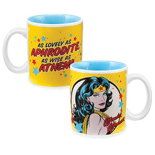 Wonder Woman Aphrodite Mug