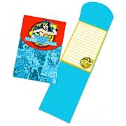 Wonder Woman Magnetic Notepad