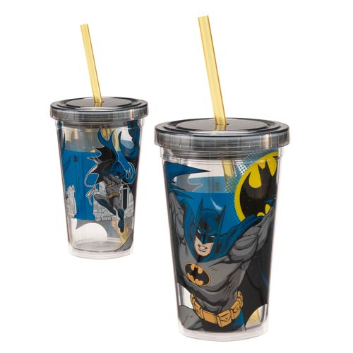 Batman 12 oz. Acrylic Travel Cup