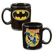 Batman Black Ceramic Mug