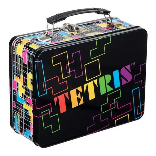 Tetris Large Tin Tote