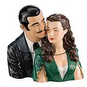 Gone with the Wind Limited Edition Ceramic Cookie Jar