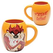 Looney Tunes Taz #*&%@&! Coffee Mug