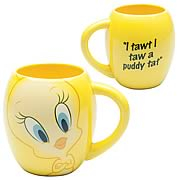 Looney Tunes Tweety Puddy Tat Mug