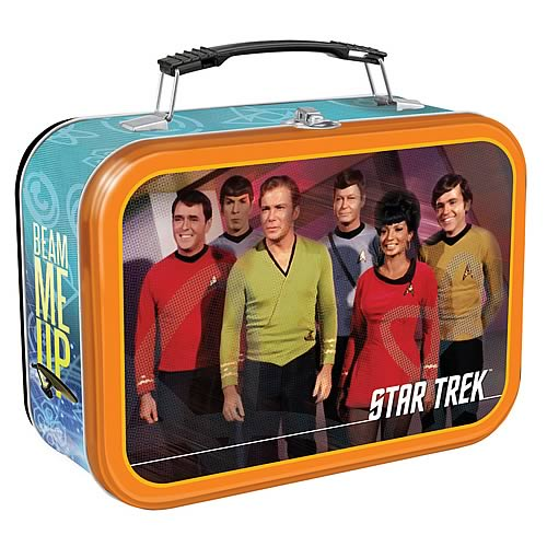 Star Trek Original Series Lunch Box
