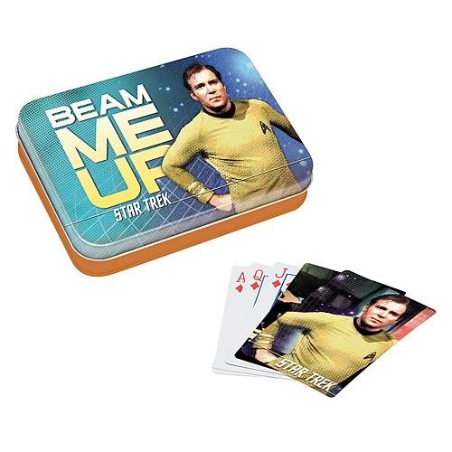 Star Trek Playing Card Gift Set