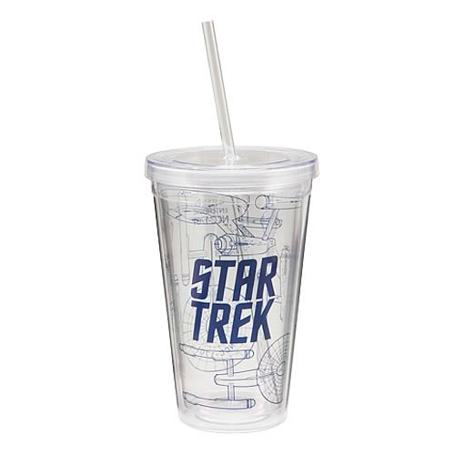 Star Trek Original Series Travel Cup