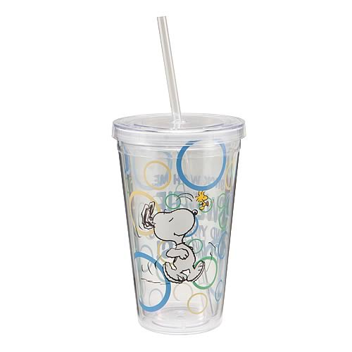 Peanuts Travel Cup