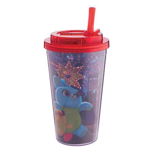 Toy Story 4 16 oz. Flip Straw Acrylic Cup