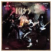 KISS Alive Heavy Gauge Metal Sign
