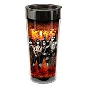 KISS Plastic Travel Mug