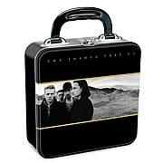 U2 The Joshua Tree Square Tin Tote