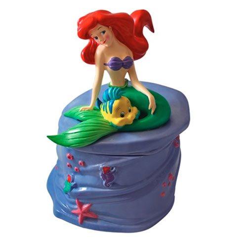 The Little Mermaid Sculpted Cookie Jar