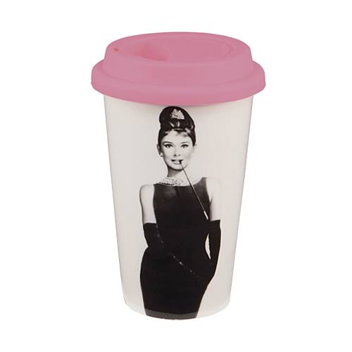 Breakfast at Tiffany's Travel Mug