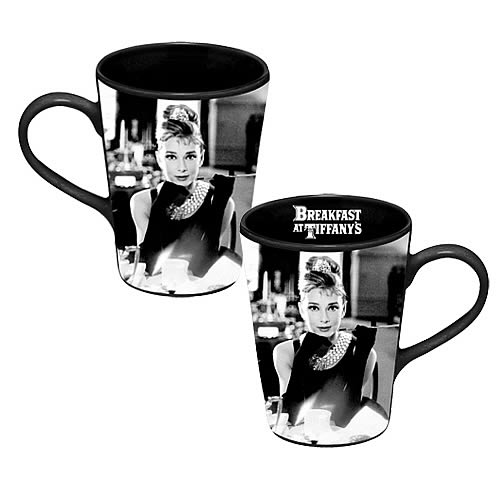 Breakfast at Tiffany's Mug