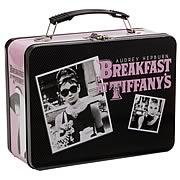 Breakfast at Tiffany's Large Tin Tote